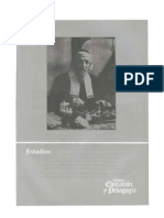 FORMACIÓN Y SUBJETIVIDAD EPISTEMILOGÍA, LENGUAJE Y PEDAGOGÍA