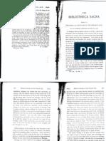 BibliothecaSacra_TheBiblicalCriticismofthePresentDay
