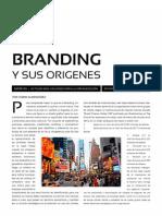 Branding y Sus Antecedentes