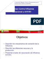 6- Inmunología Vacunas INFLUENZA
