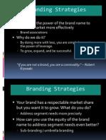 16.Branding Strategies