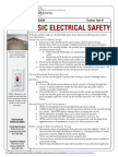 Toolbox Talk Electrical