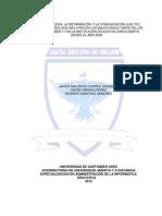 FACTORES QUE INFLUYEN EN LOS BAJOS RESULTADOS DE LAS PRUEBAS SABER 11 EN LA INSTITUCIÓN EDUCATIVA SANTA MARTA DESDE EL AÑO 2009