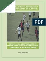 Archivo Resumen Coleccion La Preparacion Del Futbolista y El Equipo Basada en El Futbol