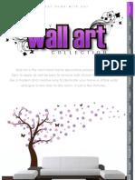 Wall Art Brochure