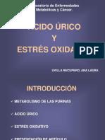 Acido Urico Stress Oxidativo