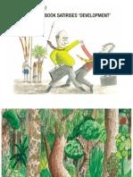 Desarrollo Sostenible Cartoon