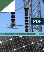 Australia energy Market 2012