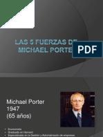 Las 5 Fuerzas de Michael Porter