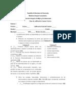 Clave Aime.examen Bateria c. Internadomic2011 - Copia