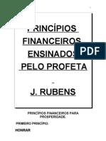 Principios Financeiros J Rubens