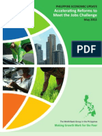 World Bank-Philippine Economic Update Edition