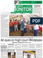 CBCP Monitor Vol. 17 No. 13