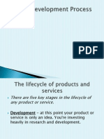 15.Product Development Process