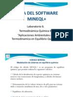 Guia Del Software Mineql