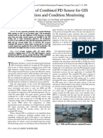 D2-16 - Application of Combined PD Sensor for GIS PD Detection and Conidition Monitoring