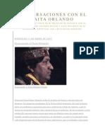 Conversaciones Con El Taita Orlando