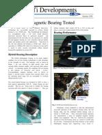 Hybrid Active Magnetic Bearing Info