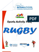 Rugby Games, Skills & Drills