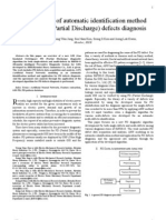 Development of Automatic Identification Method for GIS PD Defcets Diagnosis