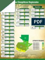 Calendario Cinegético Regionalizado