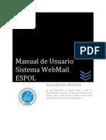Manual Web Mail