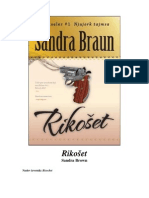 Sandra Braun - Rikošet