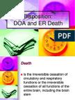 Death powerpoint presentation