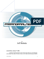 A Paranormal Story - Jeff Behnkepdf