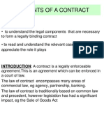 2 Introduction to Contract