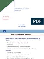 Efecto del  uso de los biocombustibles en los vehículos- Mayo-07