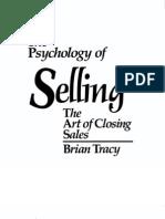 Tracy Brian - Psihologija prodaje