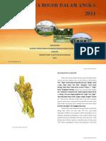 Kota Bogor Dalam Angka 2011-01