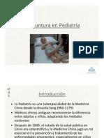Acupuntura y Pediatría