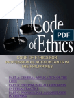 Accountancy Code of Ethics in the Philippines
