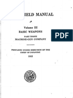 Basic Field Manual Volume III-1932