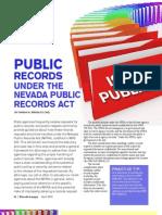 Nevada Public Record Darren Chaker