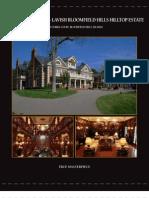 Luxury Home Brochure