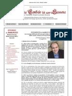 Intervista a Marco Vitale - Sala Del Cembalo