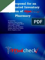 MedCheck.PowerpointPresentation