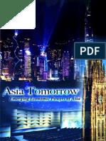 Asia Tomorrow