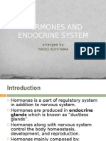 Hormones and Endocrine Systems
