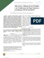 Analisis, Cuantificacion y Mitigacion de Perdidas Por Armonicos en Conductores de Baja Tension a Traves Del Software SWAP SMART