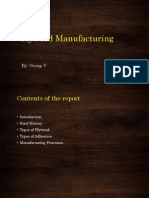 powerpoint of plywood manufacturing