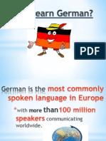 Why Learn German