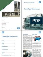 BHEL centrifugal compressor