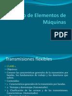 Elementos de Maquinas(Presentacion Correas)