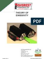 Emissivity Theory