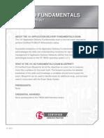 Blueprint App Delivery Fundamentals Exam