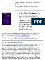 Aspin, 2000Lifelong Learning
